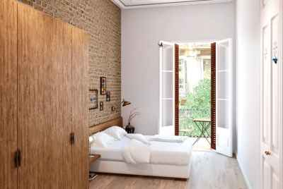 Unique renovated apartment in the centre of Barcelona